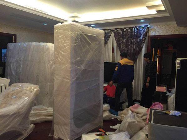 企业公司搬家-滨海搬家公司收费标准|天津滨海搬家案例